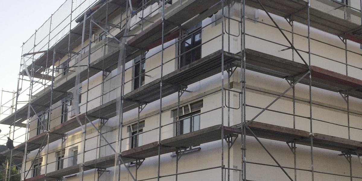 Wärmedämmung | Fassadendämmung